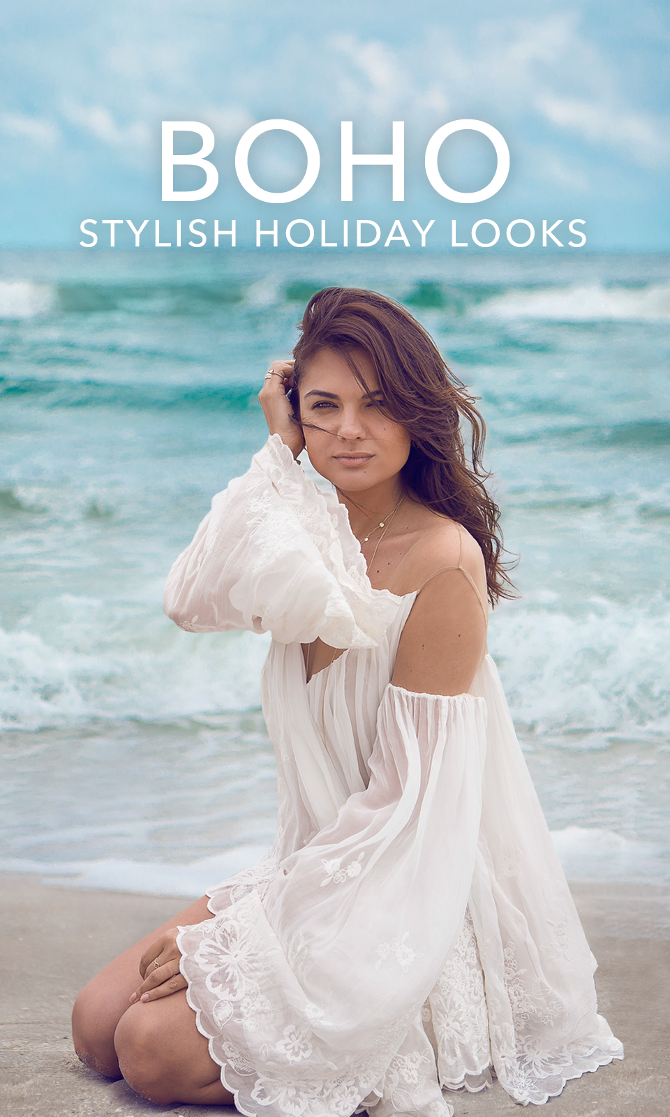 BOHO - Stylish holiday looks